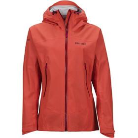 Marmot W's Eclipse Jacket Hibiscus